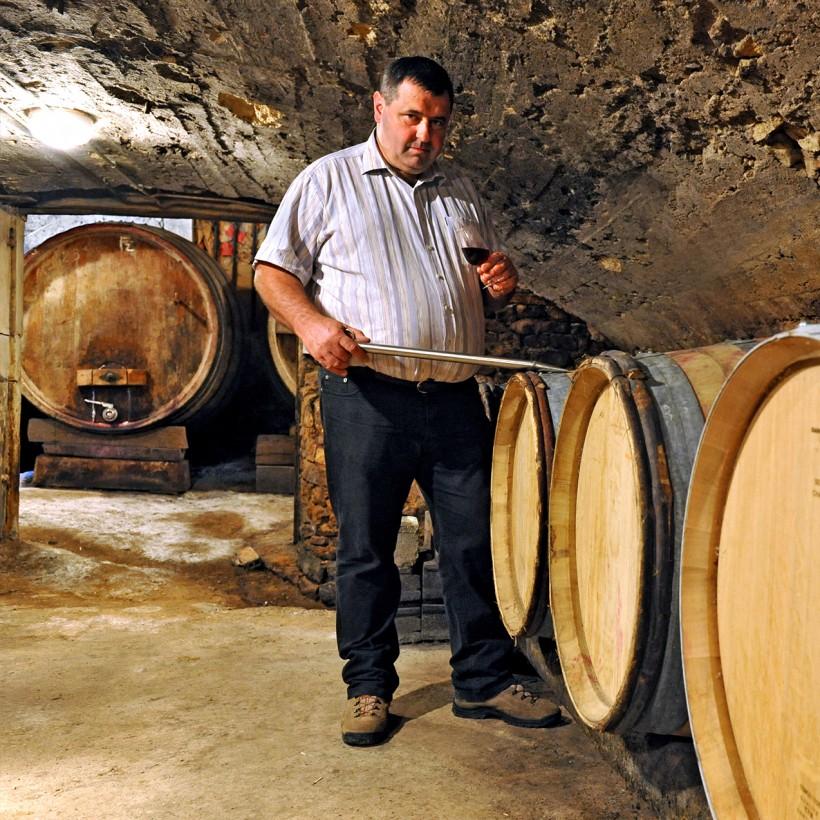 JP RIVIERE et le Beaujolais en Bretagne