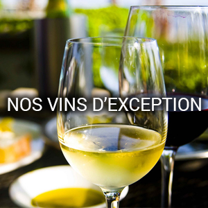 Vins d'exception