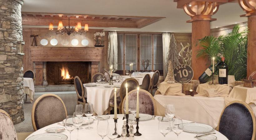 Nos Vins dans de beaux Restaurants