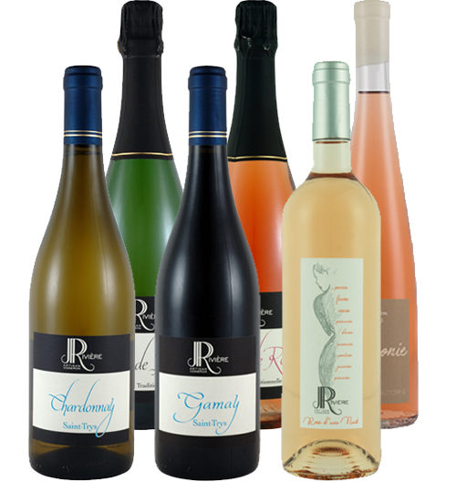 commande caisse de vin