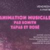 Apéro-Concert, Sonith, Tapas et Rosé