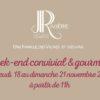 Le Week-End Convivial & Gourmand en Beaujolais